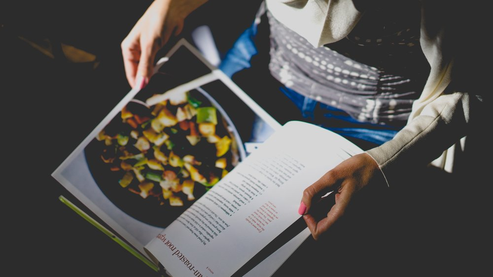 Keeping Traditions: Memorial Cookbooks